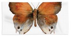 47 Mantoides Gama Butterfly Bath Towel