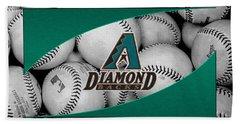 Arizona Diamondbacks Hand Towel