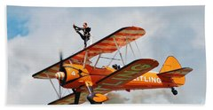 Breitling Wingwalkers Team Hand Towel