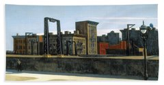 Manhattan Bridge Loop Hand Towel