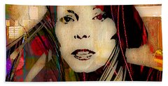 Joni Mitchell Collection Hand Towel