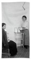 Margaret Sanger (1879-1966) Bath Towel by Granger