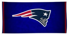 New England Patriots Hand Towel