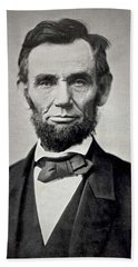 Abraham Lincoln Hand Towels