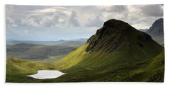 The Quiraing Hand Towel