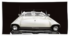 50s Ford Fairlane Convertible Hand Towel