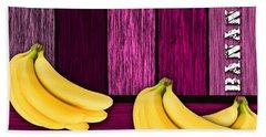 Bananas Hand Towel