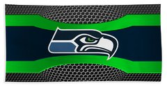Seattle Seahawks Hand Towel