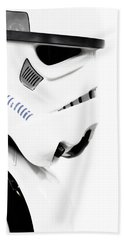 Star Wars Stormtrooper Bath Towel
