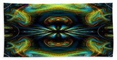 609 - Lucid Infinity .... Hand Towel