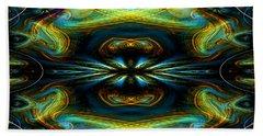 609 - Lucid Infinity .... Bath Towel