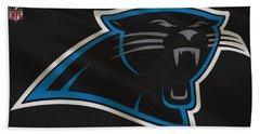 Carolina Panthers Uniform Hand Towel