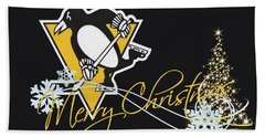Pittsburgh Penguins Hand Towel