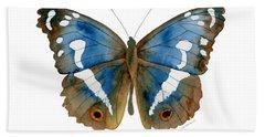 78 Apatura Iris Butterfly Hand Towel