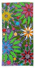 Ayahuasca Vision Hand Towel