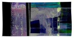 Background Art Hand Towel by Marvin Blaine