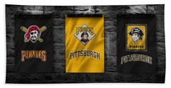 Pittsburgh Pirates Hand Towel
