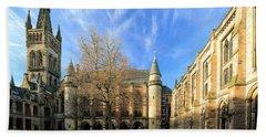 University Of Glasgow Hand Towel