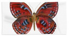 81 Paralaxita Butterfly Bath Towel