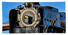 844 Locomotive Hand Towel