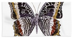 88 Castor Butterfly Bath Towel