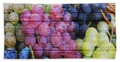Fruit Hand Towel
