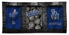 Los Angeles Dodgers Hand Towel