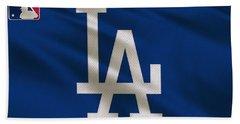 Los Angeles Dodgers Uniform Hand Towel