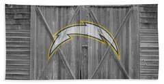 San Diego Chargers Hand Towel