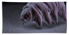 Water Bear Tardigrades Bath Towel
