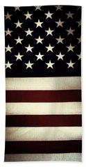 American Flag 60 Bath Towel