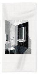 A Bathroom For Kohler By Ely Jaques Kahn Bath Towel