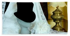 A Bridal Scene Bath Towel