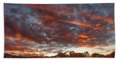 A Grand Sunset 2 Bath Towel