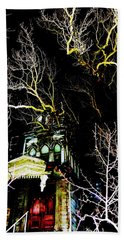 A Mansion In Darkness Hand Towel