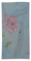 A Mother's Love Bath Towel by Judith Rhue