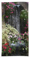A Place Of Serenity Hand Towel by Bruce Bley
