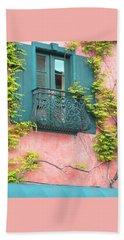 Room With A View Hand Towel by Brooks Garten Hauschild