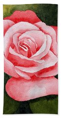 A Rose By Any Other Name Hand Towel