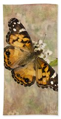 A Whisper Of Wings Bath Towel