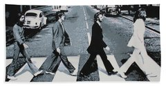 Abbey Road 2013 Hand Towel