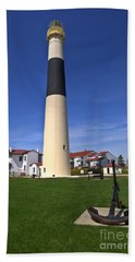 Absecon Lighthouse Hand Towel