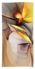 Abstract 060213 Bath Towel