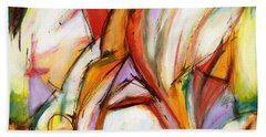 Abstract Art Forty-five Bath Towel
