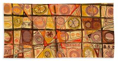 Abstract Art Sixty-five Bath Towel