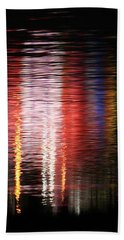 Abstract Realism Bath Towel
