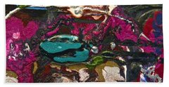 Abstracts 14 - Seascapes Hand Towel