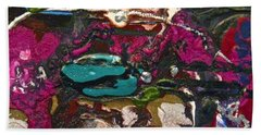 Abstracts 14 - Seascapes Bath Towel