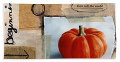 Abundance Hand Towel by Linda Woods