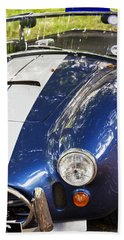 Ac Cobra Shelby Hand Towel by Maj Seda